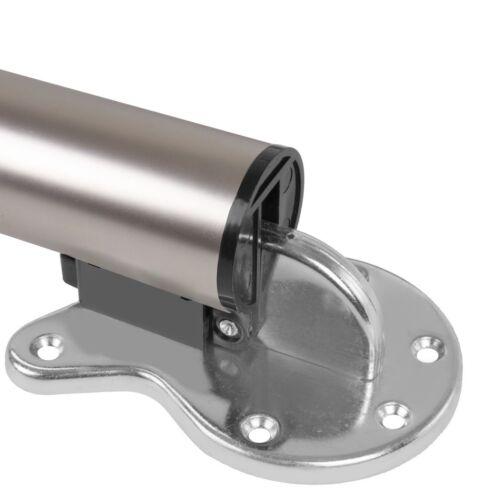 Chrom 71cm Ø5cm Stahl TischfußKLAPPBAR✔ Tischbein Untergestell Klapptisch✔