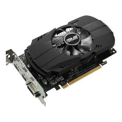 ASUS GeForce GTX 1050 Ti PH-GTX1050TI-4G 4GB 128-Bit GDDR5 PCI Express 3.0 HDCP