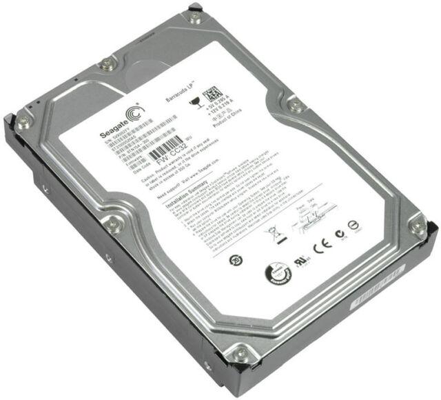 500GB SATA Seagate Barrauda ST3500320AS 7200RPM 32MB Fw: SD81 Disco Duro Nuevo