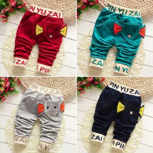 Toddler-Baby-Kid-Boy-Girl-Long-Pants-Trousers-Bottoms-Harem-Leggings-Warmers-New