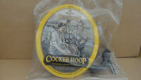 Jennings Cocker Hoop Bitter Ale Beer Pump Clip Pub Collectible NEW with Clip