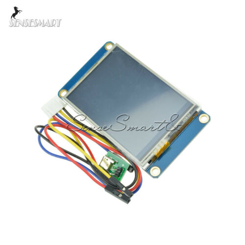 """B 2.4/"""" TFT LCD Display Nextion USART HMI Raspberry Pi Cooler A for Arduino"""