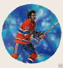 Larry Robinson Montreal Canadiens NHL Hockey Stamp Lithos Lithograph Canada Post