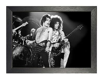 Freddie Mercury 4 Photo Queen Rock Band Legend Picture Vintage Music Poster