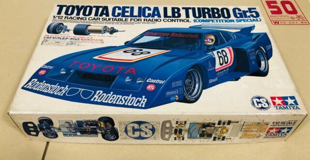 Tamiya Toyota Celica LB Turbo Competition Special 58009 1978 NIB