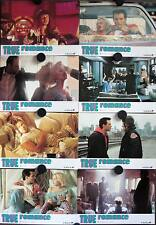 True Romance Fotosatz komplett 8 AHF Gary Oldman Brad Pitt Christian Slater