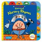 Lucy Cousins Treasury of Nursery Rhymes: Big Book of Nursery Rhymes and CD by Lucy Cousins (Hardback, 2015)