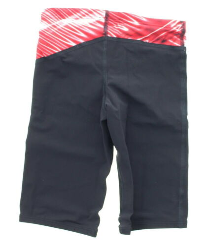 Speedo Men/'s Performace River Tides Short Trunk PowerPLUS Jammers 8051455 Red