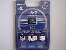 Brand New Olympus H 1GB xD-Picture Card for Fuji & Olympus Digital Cameras 1 GB