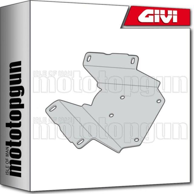 GIVI PORTE-PAQUET MONOKEY / MONOLOCK APRILIA SRV 850 2015 15 2016 16