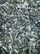 14 X 12 X 716 Oval Head Semi Tubular Steel Rivet 100pcs