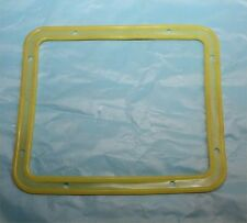 RADIO BOX SEAL for box with screw down lid, gasket rc model boat