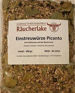Einstreuwuerze-Raeucherzusatz-Raeuchergewuerz-Raeuchern-Kraeuter-Gewuerze-Pikant