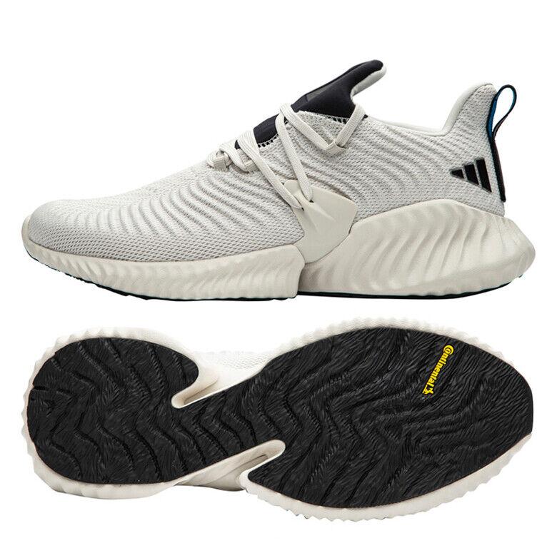 Adidas Alphabounce Instinct (D96542) Zapatillas Entrenador Zapatillas De Entrenamiento Gimnasio