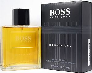 Hugo Boss Number One 125mL EDT Spray Authentic Perfume for Men COD PayPal