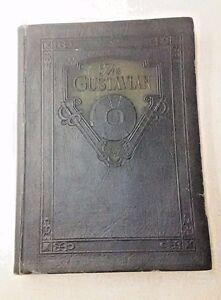 Vtg-Gustavus-Adolphus-College-Gustavian-Yearbook-1922-Antico-Scuola-Universita