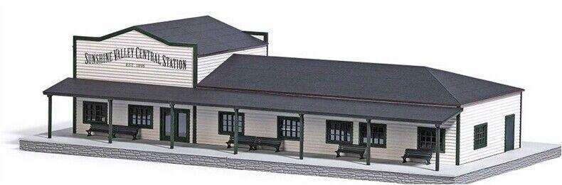 Busch 9721 us estación (train station)