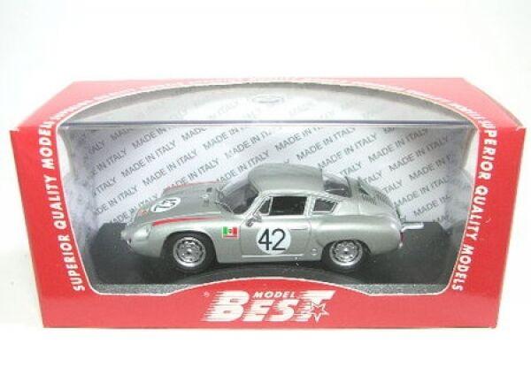 Porsche Abarth No. 42 Targa Florio 1962