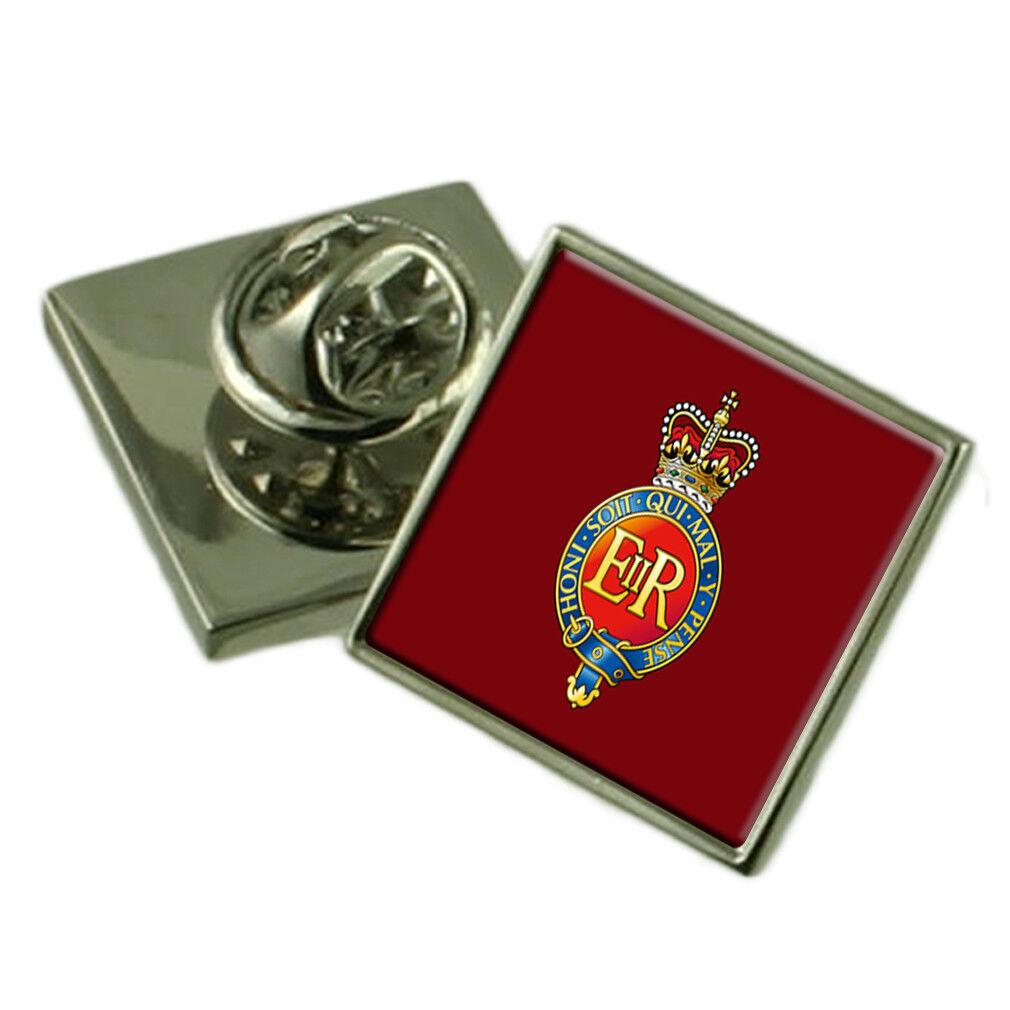 Famiglia dell'esercito reggimento di di di Cavalleria in argentoo 925 BADGE f0704d