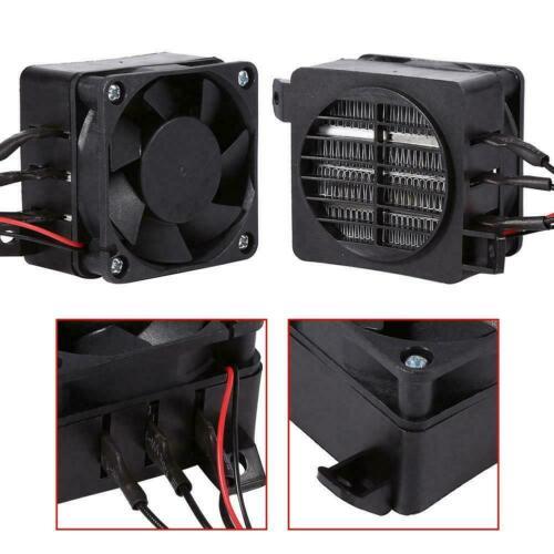 100W 12V Energy Saving Car Fan Air Heater Constant Temperature Heating