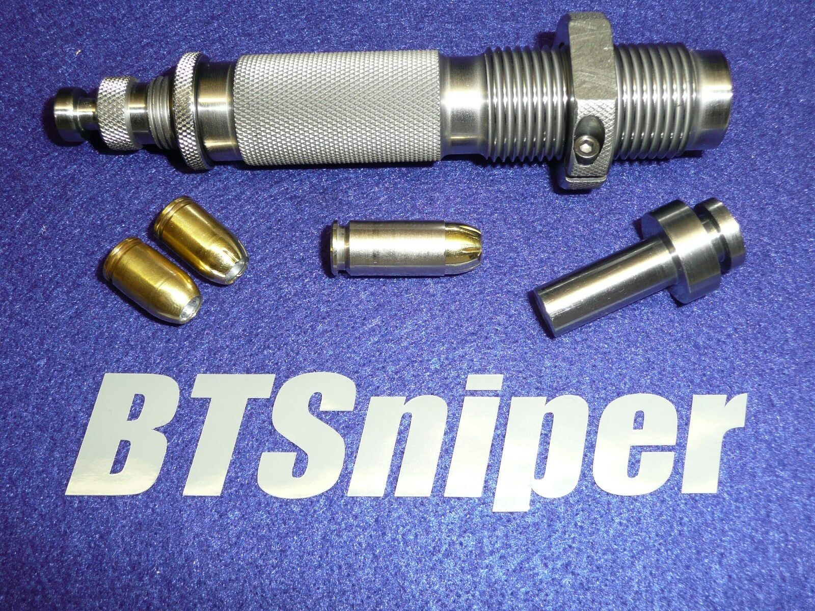 Btsniper Premium 40 Cal JHP Swage Die
