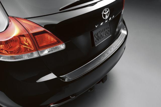 OEM NEW! Toyota Venza 2009-2016 Rear Bumper Protector