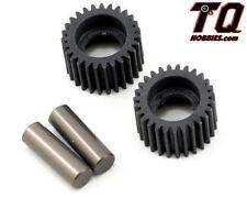 TLR2966 Idler Gear & Shaft 22 22 2.0 SCT Mid Or Rear Motor 2 Pack Ships wTrack#