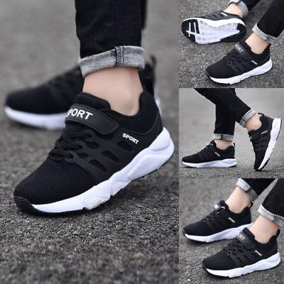 Neu Kinderschuhe Jungen Mes Turnschuhe Sneaker Running Schuhe Sports Laufschuhe