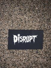 Grindcore Punk Cock and Ball Torture Pig Destroyer Carcass Misery Index Patch
