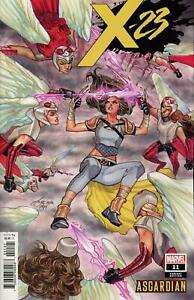 X-23-Comic-Issue-11-Limited-Variant-Modern-Age-First-Print-2019-Tamaki-Wong