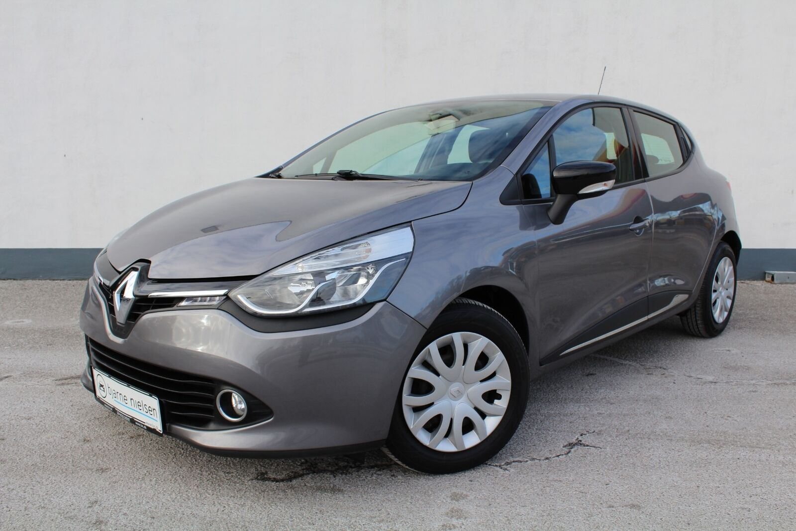 Renault Clio IV 0,9 TCe 90 Expression 5d - 74.800 kr.