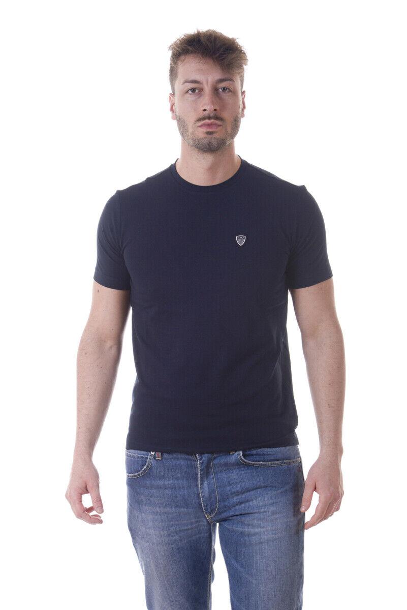 Emporio Armani EA7 T hemd schweißhemd Man Blau 3YPT93PJ18Z 1578 Sz L MAKE OFFER
