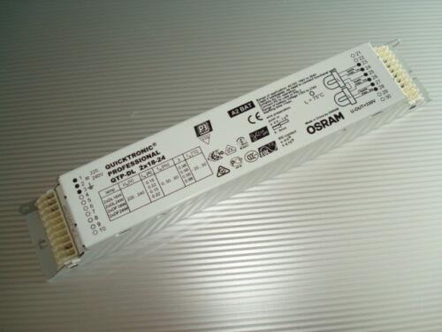 OSRAM QTP-dl 1x18-24, quicktronic Professional CED, electrónico vorschaltger.