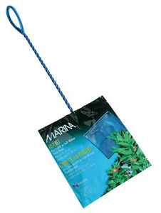 Hagen-Marina-Easy-Catch-FINE-MESH-BLUE-Fish-Net-Aquarium-6-Size-Choices