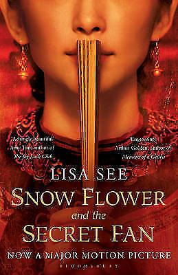 1 of 1 - See, Lisa, Snow Flower and the Secret Fan, Very Good Book