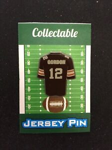 Cleveland-Brown-Josh-Gordon-jersey-lapel-pin-Collectable-Great-for-caps