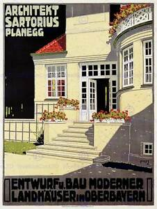 ADVERT-ARCHITECT-SARTORIUS-BAVARIA-GERMANY-FINE-ART-PRINT-POSTER-ABB5693B