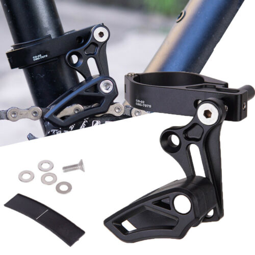 Adjustable Bike Singledisc Chain Guide Bicycles Chains Tensioner MTB Accessory`