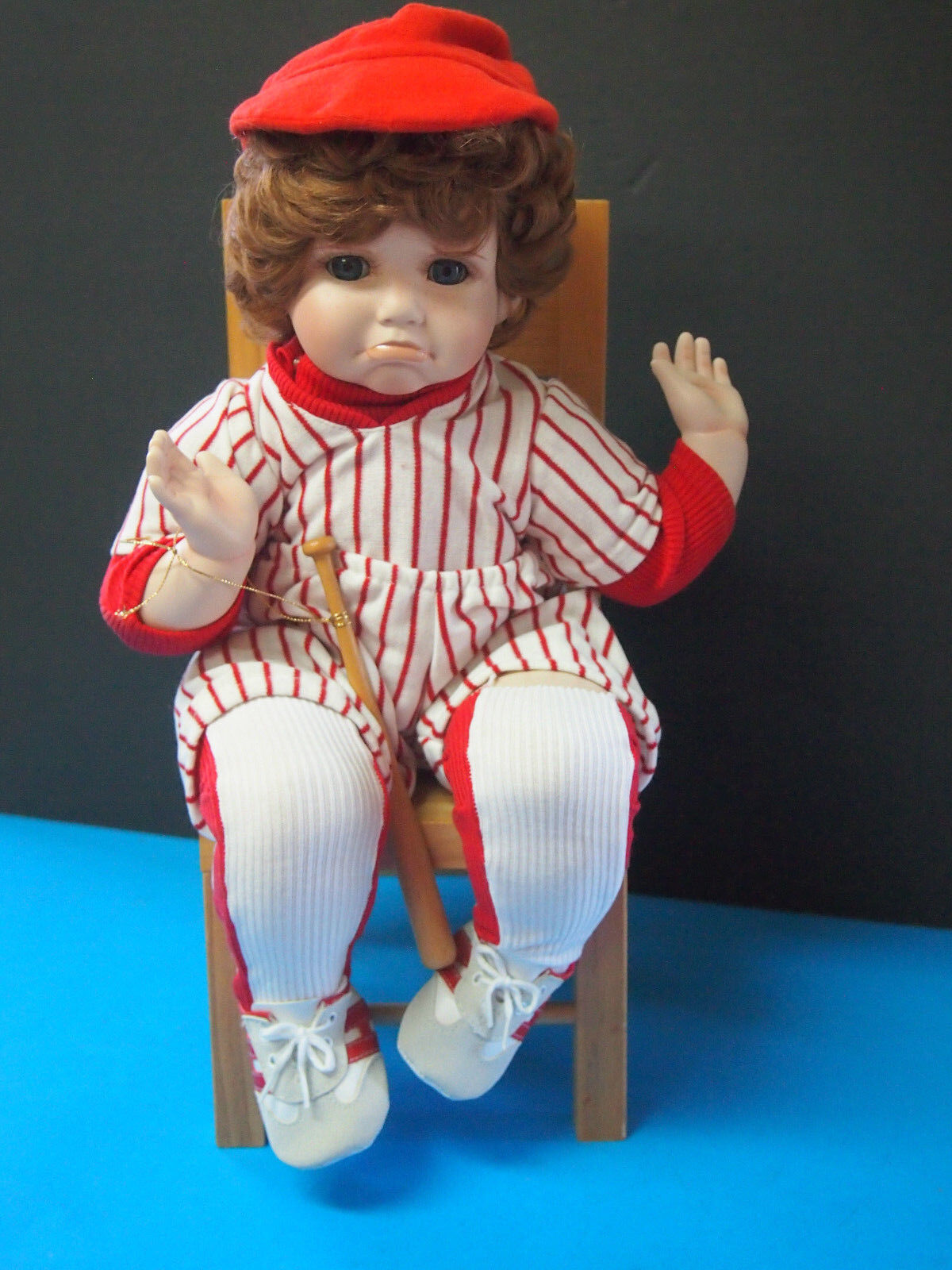 BILLY limitata faccia IMBRONCIATA Cindy marschner World Gtuttiery Bambola 18