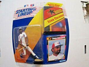 1992 Baseball  Series Ivan Calderon Montreal Expos SLU Figure
