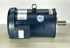 New Lesson 75 5 Hp 3 Ph Electric Motor C184t34fc24a G131912