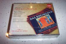 WAGNER  DAS RHEINGOLD   2 X CD BOX SET   NEW!  EMI CLASSICS