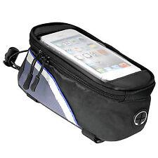 """Fahrradtasche für 5.5"""" Handy / Smartphone, Samsung Note und iPhone 6+, 7+ Large"""