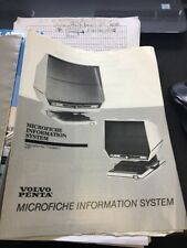 Microfiche Machines Bell Amp Howell Booklets Paperwork