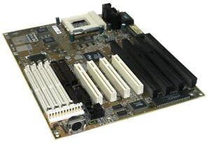 MSI 5128 VER:1.1 SOCKET 7 MOTHERBOARD PCI ISA