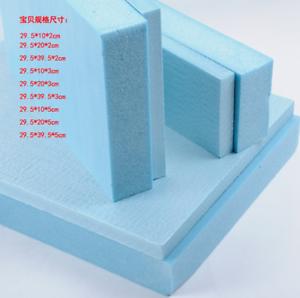 Foam Sheet Blue Upholstery Cushion DIY Medium Density Support Premium Quality