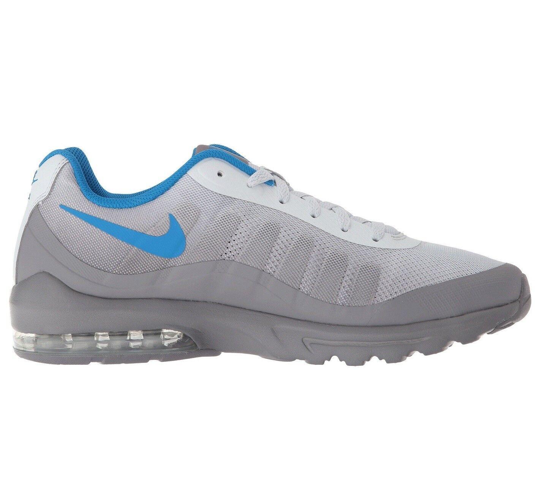Nike Air Max Invigor Print Mens 749688-006 Size Gunsmoke Blue Running Shoes Size 749688-006 7.5 2ef023