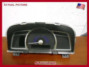 2006-2007-2008-HONDA-CIVIC-SPEEDOMETER-INSTRUMENT-CLUSTER
