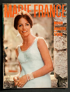 039-MARIE-FRANCE-039-FRENCH-VINTAGE-MAGAZINE-SUMMER-iSSUE-JULY-1965