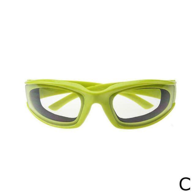Kitchen Onion Goggles Anti-Tear Cutting Chopping Eye Protect Glasses N3P7